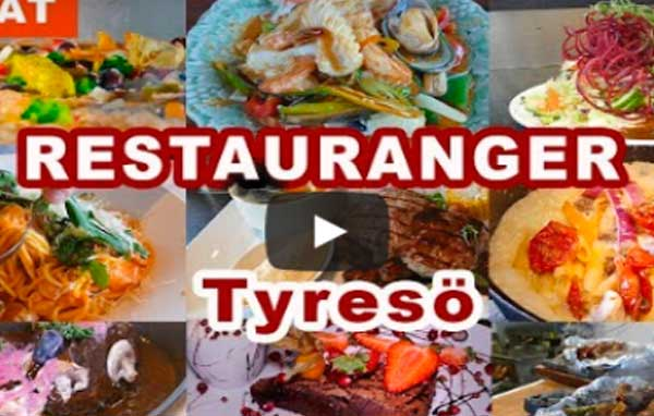 Restauranger i Tyresö Kommun